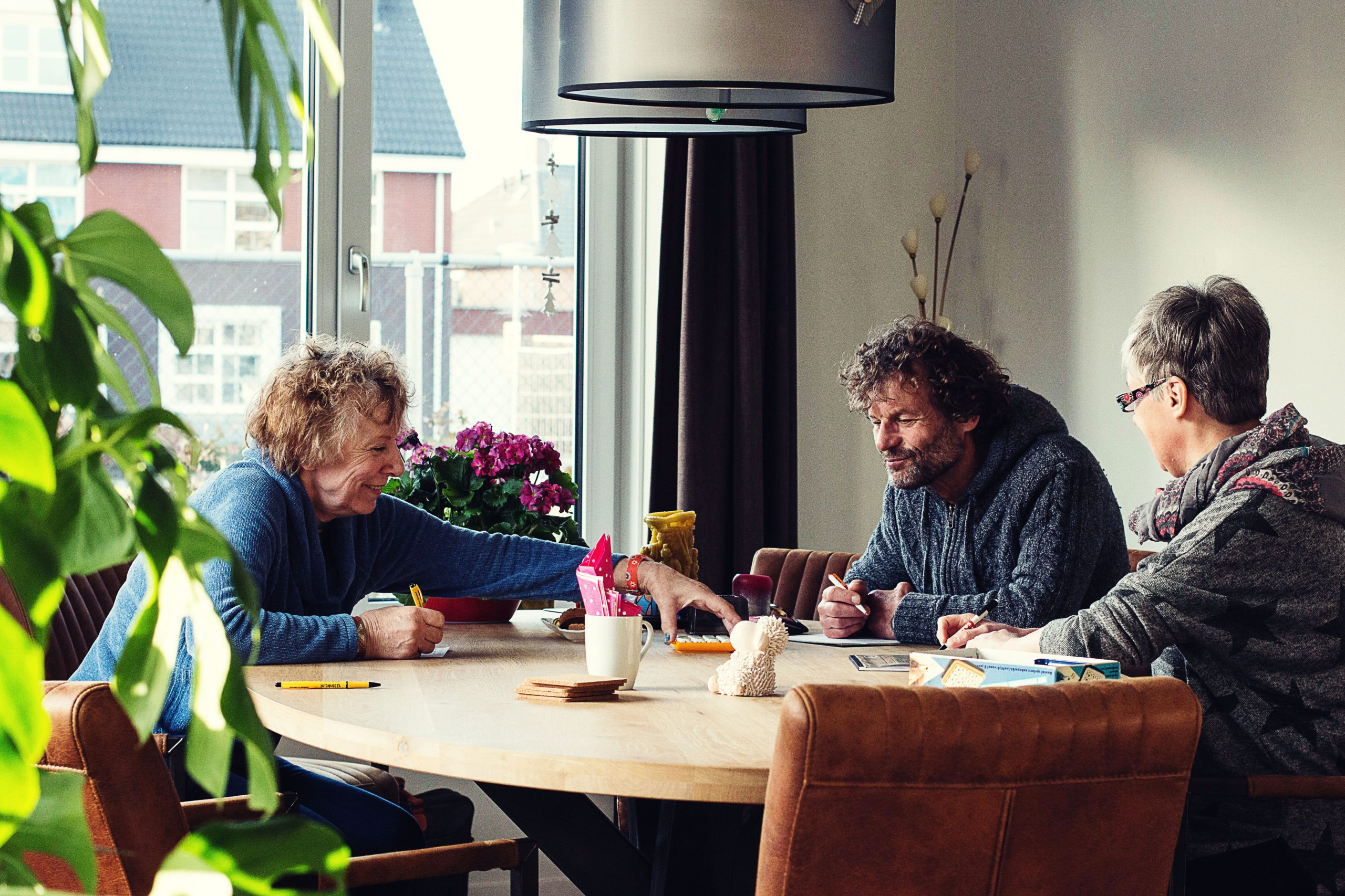 Wonen in een 'studentenhuis' voor zestigplussers