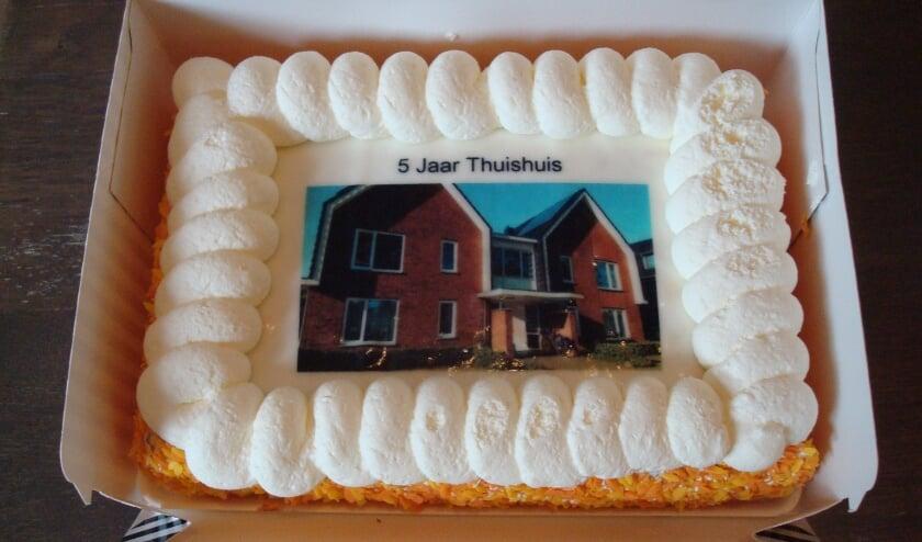 Alweer vijf jaar een veilig en warm thuis voor ouderen