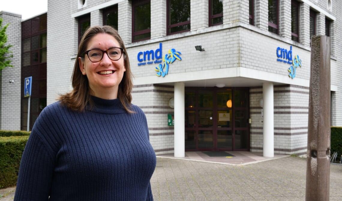 CMD-gebouw straks mogelijk 'Thuishuis'